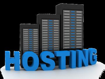 các thông số hosting